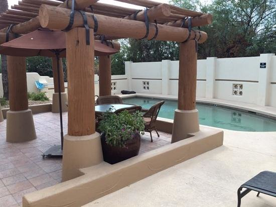 JW Marriott Scottsdale Camelback Inn Resort & Spa: Private pool with room