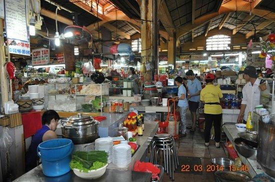Ho Chi Minh City Urban Adventures: Ben Thanh Market