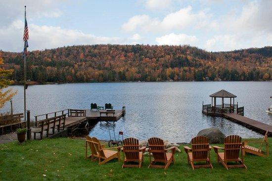 Big Moose Inn : Autumn at Big Moose