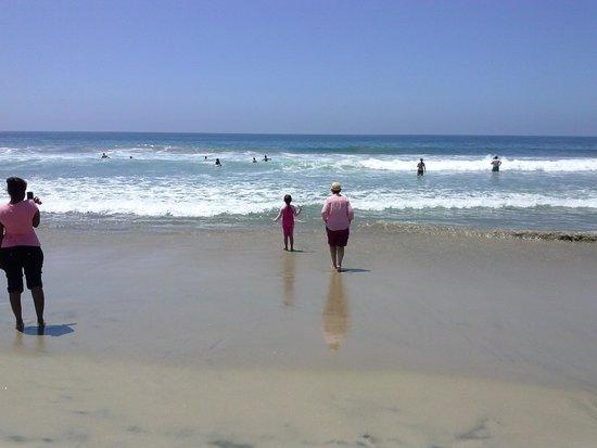 Best Western Plus Newport Beach Inn: Clean beaches