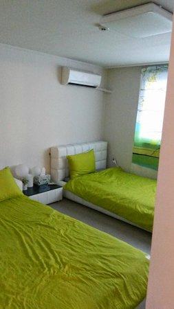 Urbanwood Guesthouse : Bedroom