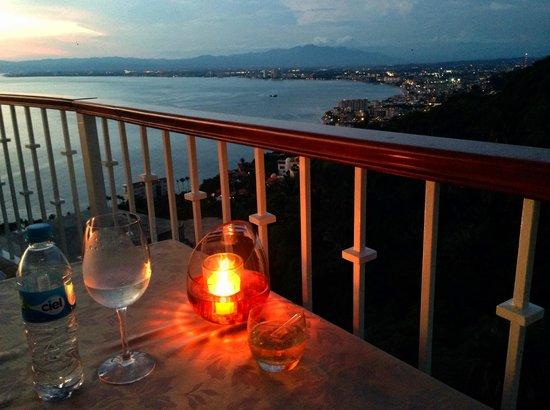 Grand Miramar All Luxury Suites & Residences: Very romantic