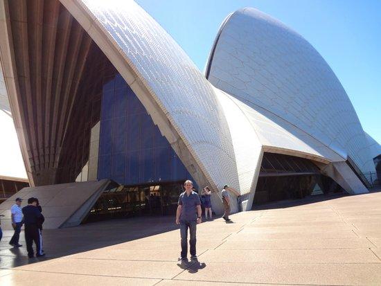 Part of Sydney Opera House