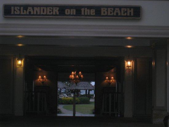 Aston Islander on the Beach: Aston Isalnder On The Beach