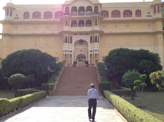 Samode Palace : Welcome to Samode ....