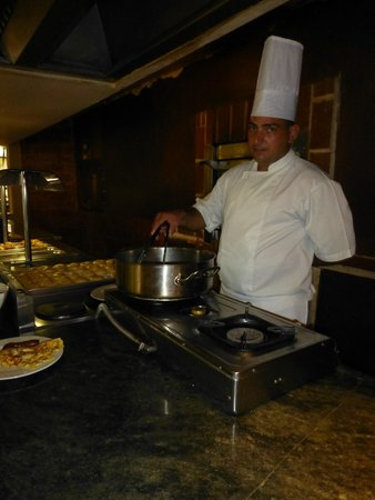 Melia Cayo Guillermo: Chef, master donut maker (sorry pictures not in order I picked them)