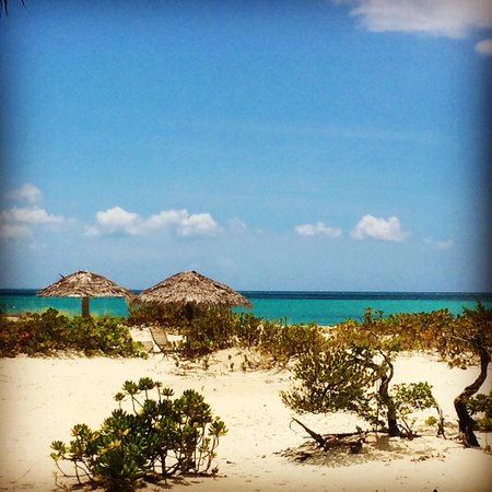The Meridian Club Turks & Caicos : The look from our cottage.
