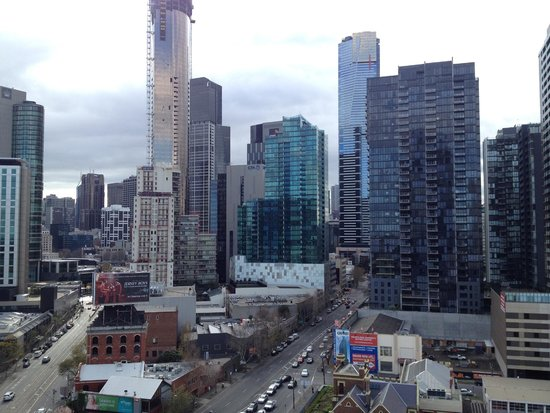 Melbourne Short Stay Apartments Southbank Collection: view