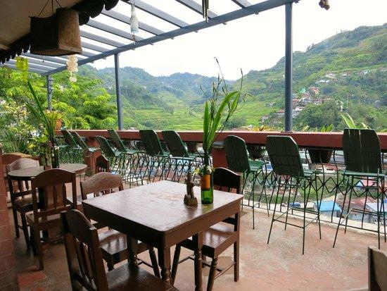 Sanafe Lodge: The Restaurant