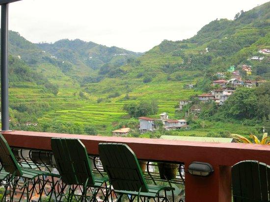 Sanafe Lodge: The View