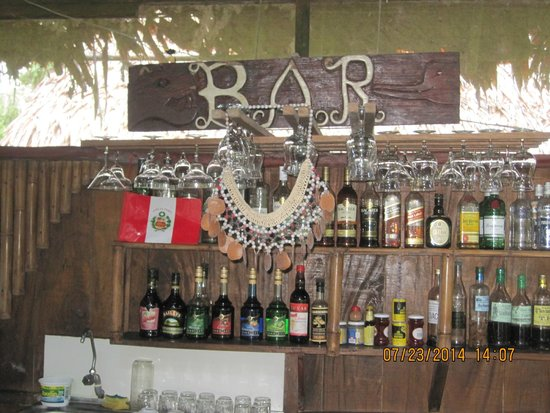 Amazonas Sinchicuy Lodge: The Bar