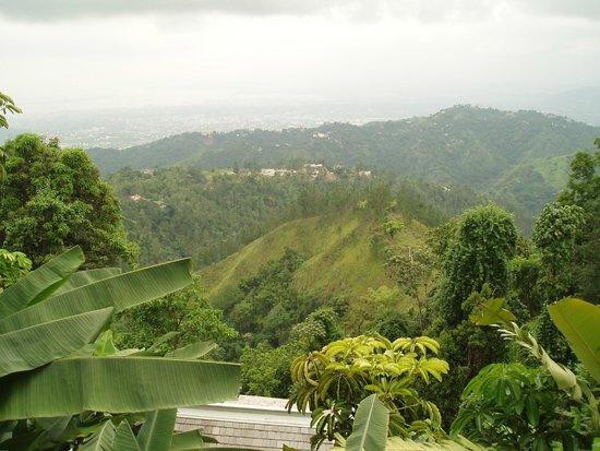 Strawberry Hill: Mountainous Breathtaking Views!