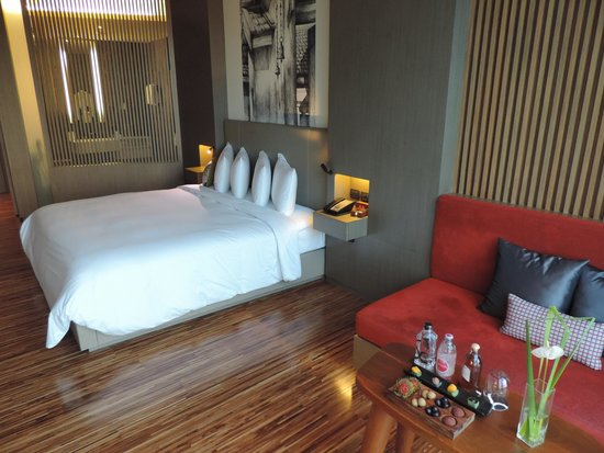 SO Sofitel Bangkok: Apartamento Wood