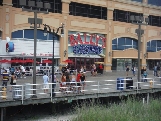 Bally's Atlantic City : boardwalk