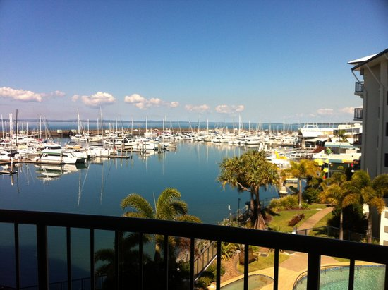 Mantra Hervey Bay: All above ground floor units have a view