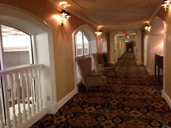 Hampton Inn & Suites Charlotte - South Park: 2nd floor