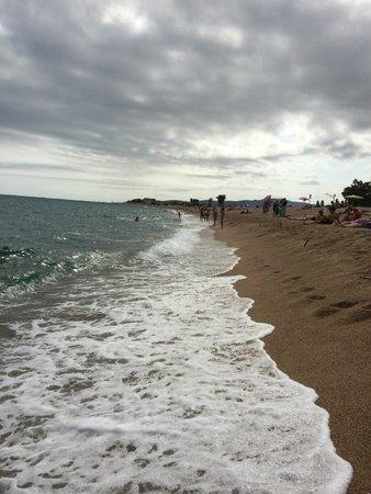Montemar Maritim: Пляж в Санта-Сусанне