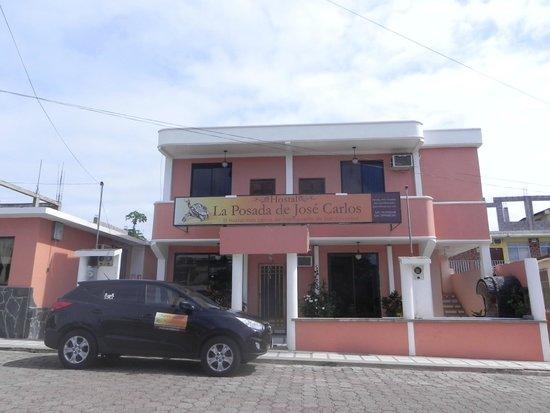 Hostal La Posada de José Carlos: Vehículo del HOSTAL