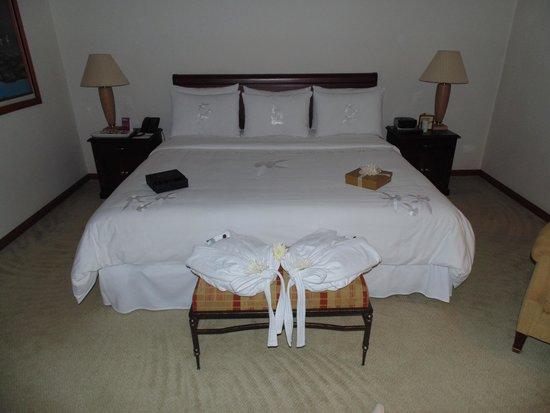 Hotel Tequendama: habitacion cama queen