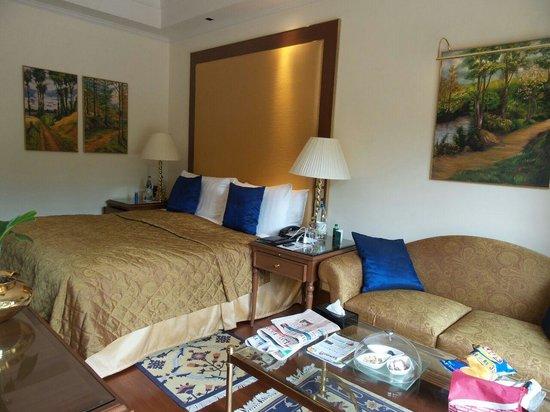 The Oberoi, Bengaluru: Our room