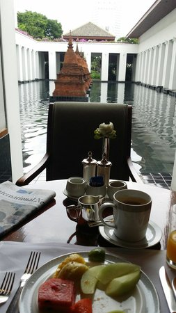 The Sukhothai Bangkok: Breakfast