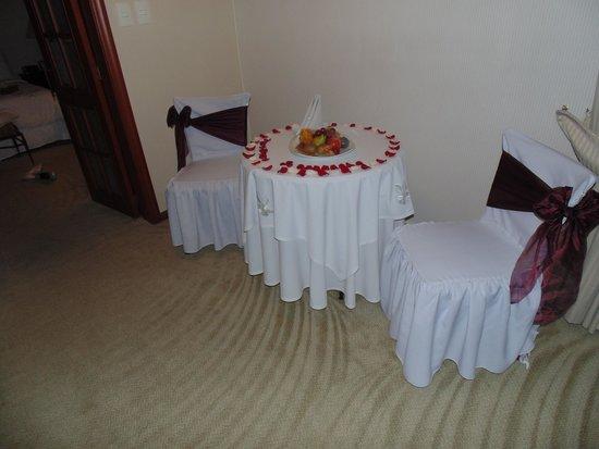 Hotel Tequendama: florida