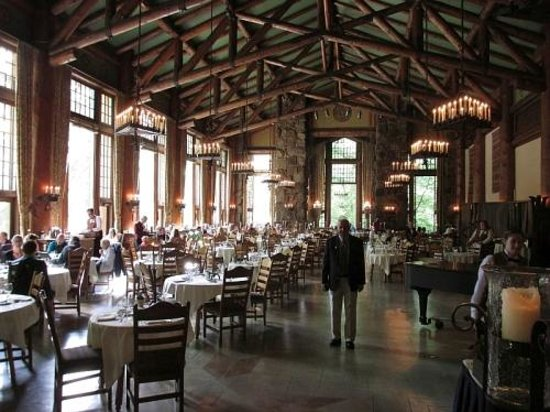 Interior Of The Ahwahnee Dining Room Picture Of The Majestic Inspiration Ahwahnee Dining Room