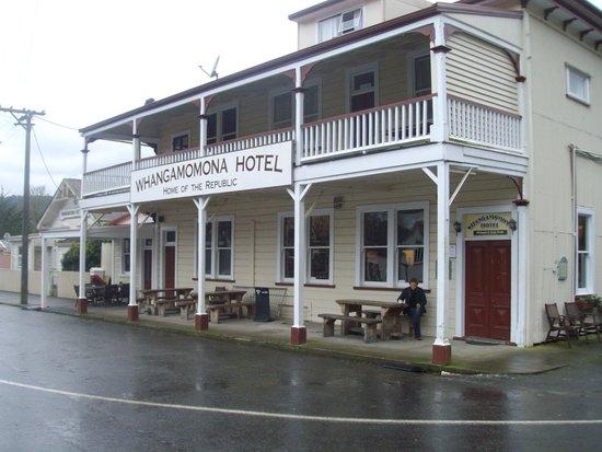 Whangamomona Hotel: The Hotel