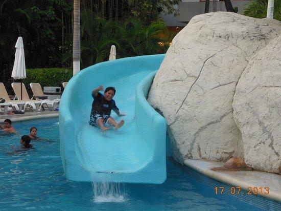 Emporio Acapulco Hotel: en la alberca