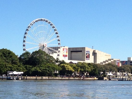 Stamford Plaza Brisbane: Other attractions South Bank within walking distance