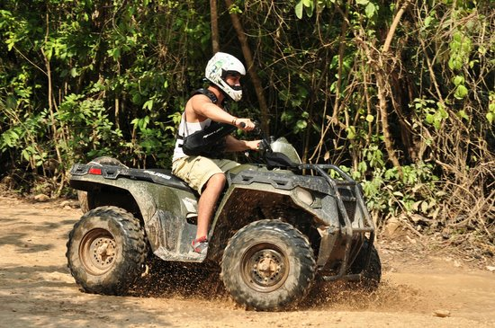 Selvatica: More ATV!
