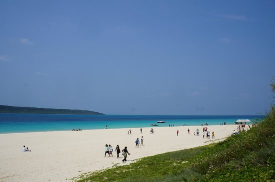 Okinawa Prefecture, Japan: Yonaha Maehama beach
