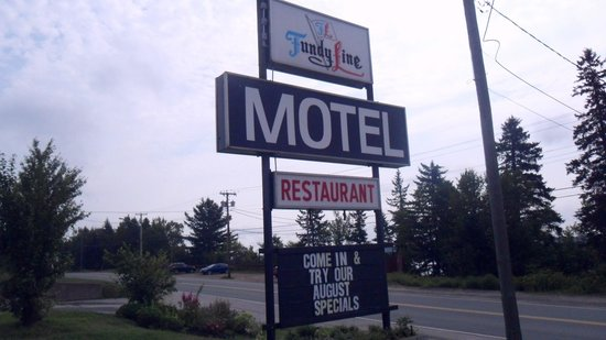 ‪Fundy Line Motel & Restaurant‬