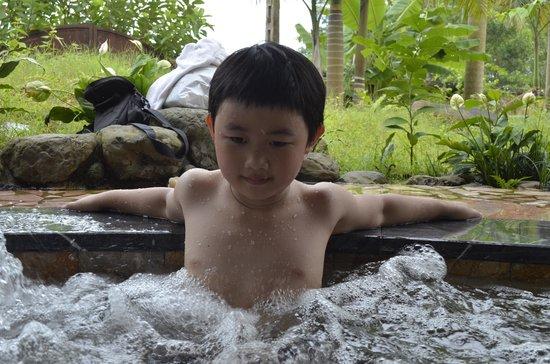 Asean Resort & Spa: Jacuzzi