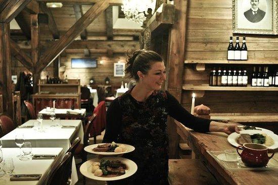 Restaurant L'Impossible : L'Impossible