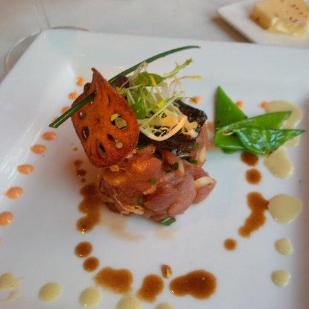 Restaurant Bouchard: Tuna