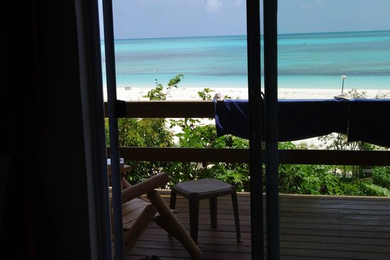 Shannas Cove Resort : view from porch