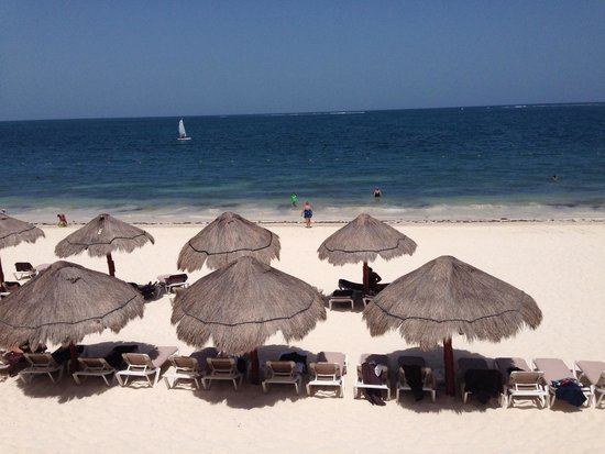 Now Sapphire Riviera Cancun : My view from my room