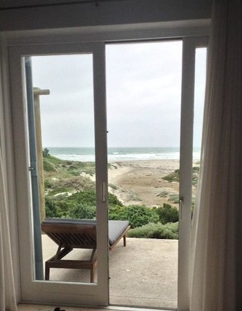 Strandloper Ocean Boutique Hotel: View from the Ocean suite