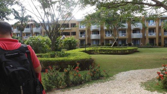 Viva Wyndham Dominicus Palace: Vista Hotel