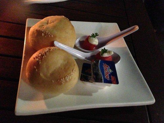 Square Restaurant : Nice food