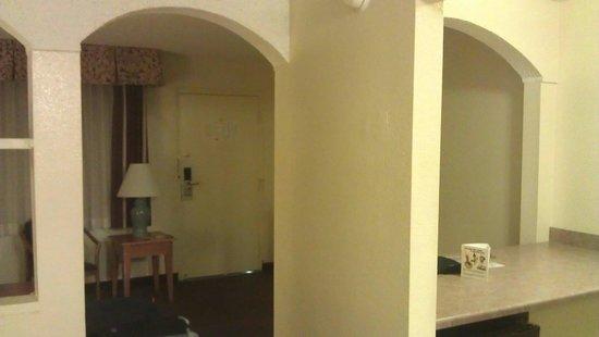 Mardi Gras Hotel & Casino: Overzicht kamer