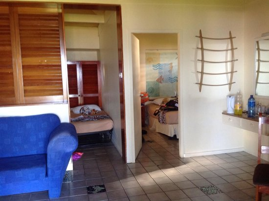 Fiji Hideaway Resort & Spa: 2 bedroom bure