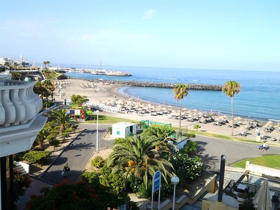 Guayarmina Princess Hotel: vue de la piscine