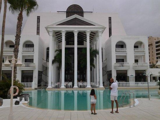 Guayarmina Princess Hotel : hall