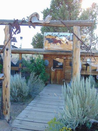 Cowboy Dinner Tree Restaurant: The Cowboy Dinner Tree
