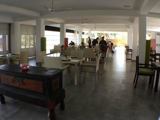 CoCo Bay Unawatuna: restaurant