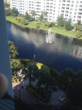 Bluegreen Fountains Resort: View