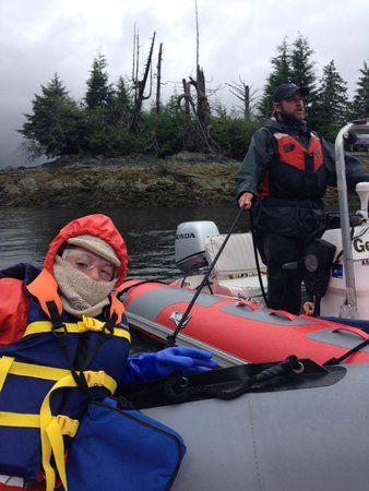 Ketchikan Outdoors: The boats and the guide
