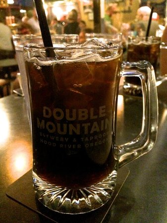 Double Mountain Brewery: root beer